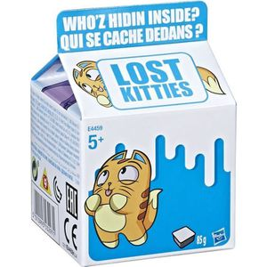 FIGURINE - PERSONNAGE LOST KITTIES E4459 - Single Pack chaton Surprise -