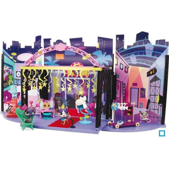 littlest petshop la f te achat vente figurine personnage soldes d hiver d s le 11. Black Bedroom Furniture Sets. Home Design Ideas
