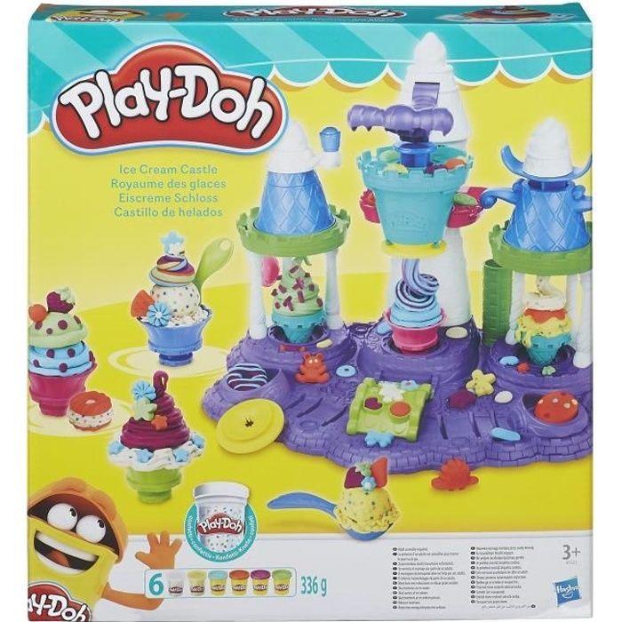 Play Doh Le Royaume Des Glaces