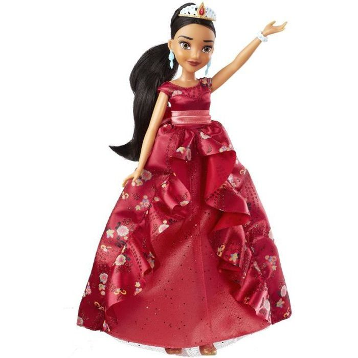 Disney Princesses Elena D Avalor Robe De Bal Poupée 30cm