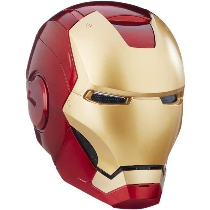 FIGURINE - PERSONNAGE AVENGERS Casque Legend Gear Iron Man