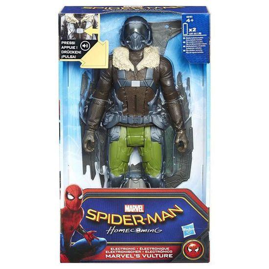 Marvel Spider-Man Homecoming Vautour figurine sons électroniques Jouet