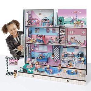 MAISON POUPÉE L.O.L. Surprise - House Maison pour mini poupée LO