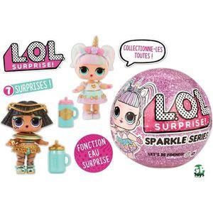 FIGURINE - PERSONNAGE L.O.L. Surprise - Poupée LOL Sparkle - 1 poupée pa