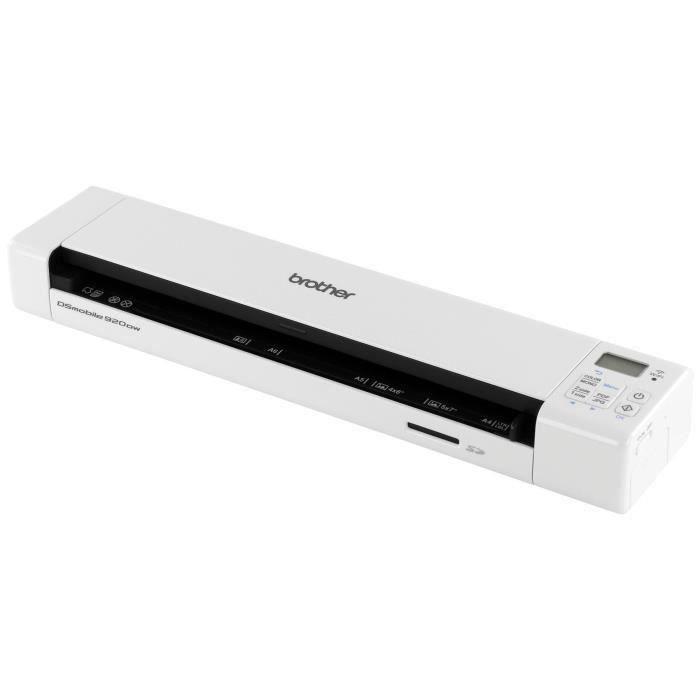 SCANNER Brother scanner DS-920DW