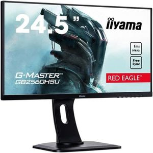 ECRAN ORDINATEUR Ecran PC Gamer - IIYAMA G-Master Red Eagle GB2560H