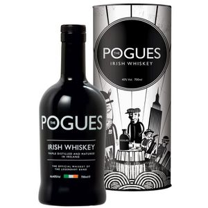 WHISKY BOURBON SCOTCH The Pogues Whiskey 70cl 40°