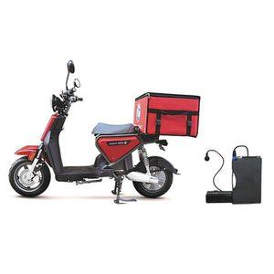 SCOOTER EUROCKA Scooter cka express rouge électrique  60v2