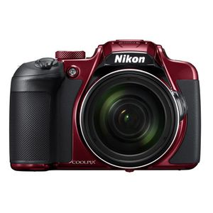 APPAREIL PHOTO COMPACT NIKON COOLPIX B700 ROUGE