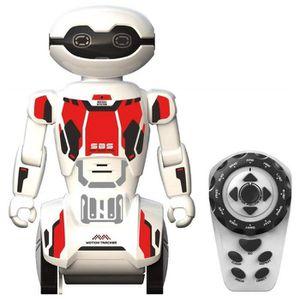 ROBOT - ANIMAL ANIMÉ SILVERLIT - Macrobot - Robot Humanoïde radiocomman