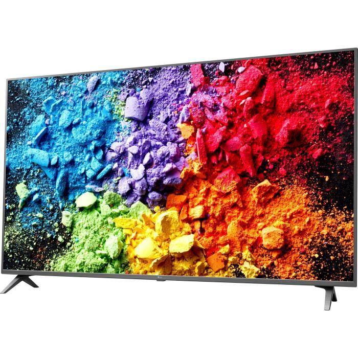Téléviseur LED LG 65SK8000 TV LED 4K SUPER UHD NANO CELL Display