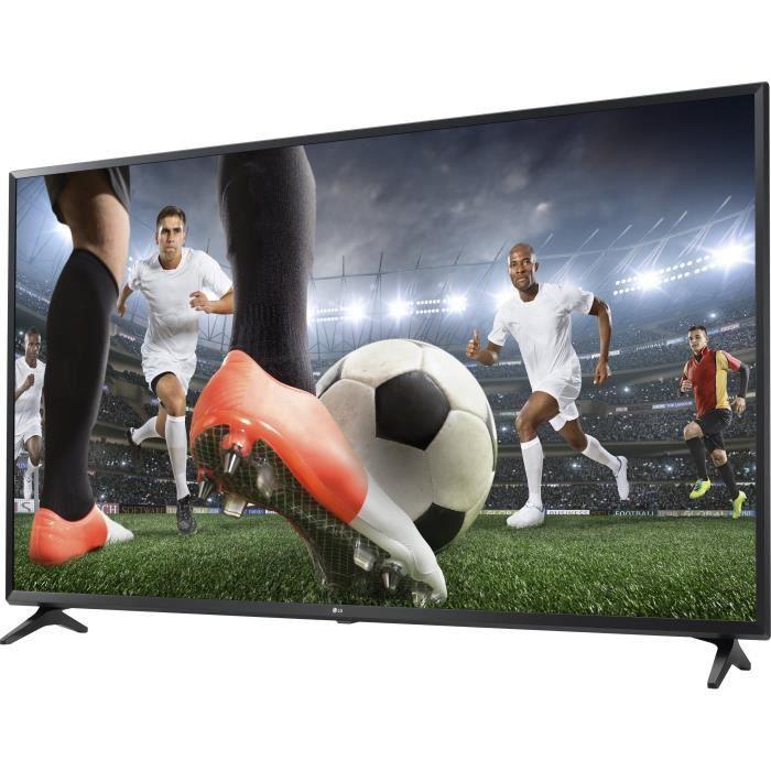 """Téléviseur LED LG 65UK6100 TV LED 4K UHD 164 cm (65"""") - SMART TV"""