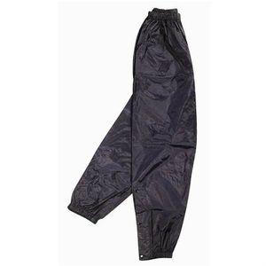 VETEMENT BAS RC Pantalon Pluie Nylon Noir