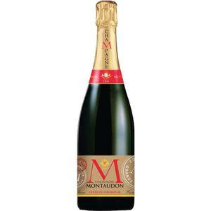 CHAMPAGNE Champagne Montaudon Cuvée du Fondateur Brut - 75 c