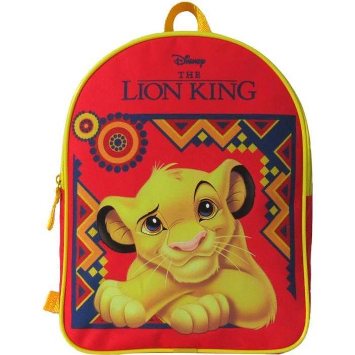 Roi Lion Disney Sac à Dos Avec Rênes Pour les tout-petits préscolaire et maternelle