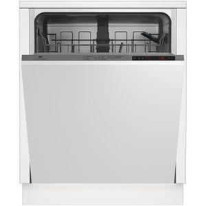 LAVE-VAISSELLE CONTINENTAL EDISON Lave-vaisselle 13couverts 5 pro