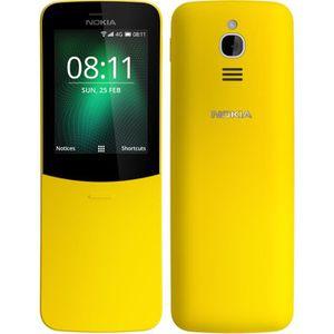 Téléphone portable NOKIA 8110 4G Jaune
