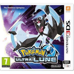 JEU 3DS Pokémon Ultra-Lune Jeu 3DS