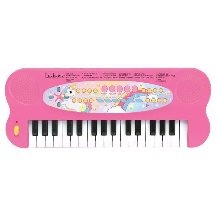 Ans Nouveau Peppa Pig Mon premier piano instrument de musique enfant 2 en 1 piano jouet 2