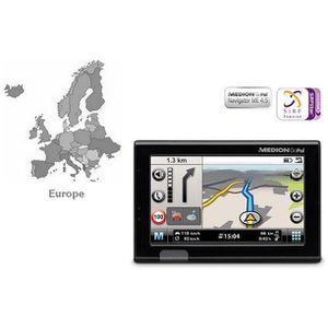GRATUITEMENT MEDION POUR GRATUIT CARTE TÉLÉCHARGER GPS EUROPE
