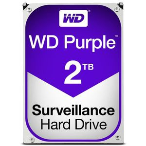 DISQUE DUR INTERNE WD Purple™ Disque Dur 2To 64Mo 3.5