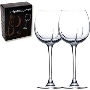 Verre à vin Boite de 2 verres Helicium Vin Sage 33cl.