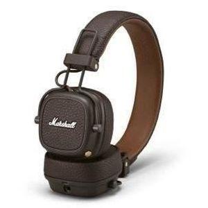 MARSHALL Casque Bluetooth MAJOR III BLUETOOTH Marron