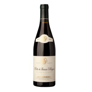 VIN ROUGE Jean Bouchard 2012 Côte de Beaune villages - Vin r