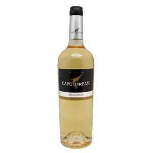 VIN BLANC Cape Dream Vin d'Afrique du Sud Sauvignon 2017...