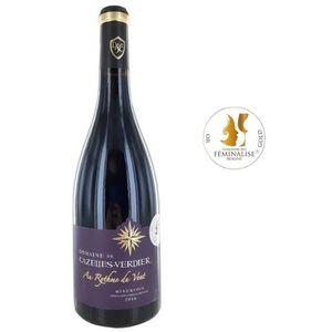 VIN ROUGE Au Rythme du Vent 2016 Minervois - Vin rouge du La