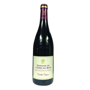 VIN ROUGE Domaine l'Orée du Bois 2018 Beaujolais - Vin rouge