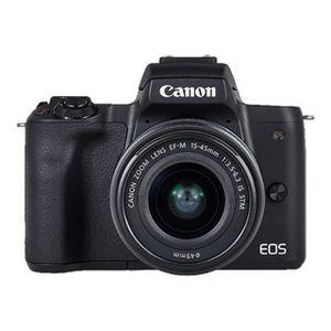APPAREIL PHOTO HYBRIDE CANON EOS M50 15-45 STM Appareil photo Hybride Cap