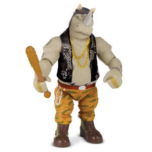 FIGURINE - PERSONNAGE TORTUES NINJA Movie 2 Figurine Articulée Rockstead