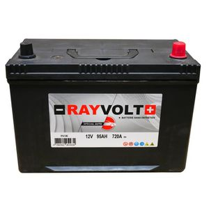 BATTERIE VÉHICULE Batterie auto RAYVOLT RV36 95AH 720A