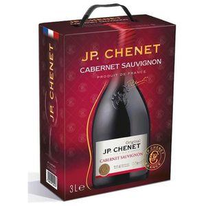 VIN ROUGE JP Chenet IGP Pays d'Oc Cabernet Sauvignon - Vin r