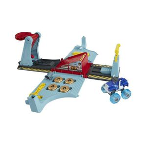UNIVERS MINIATURE FISHER-PRICE - Blaze Garage Moteur City