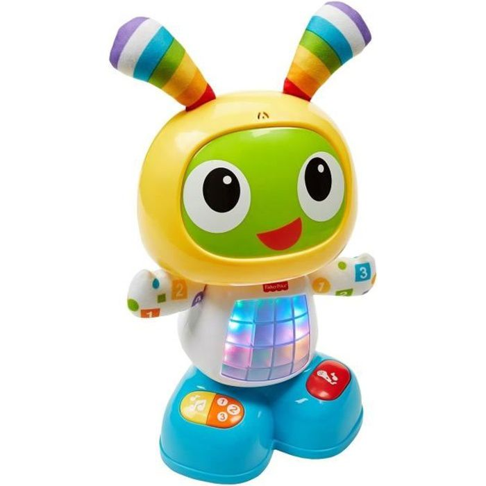 fisher price bebo le robot achat vente robot animal anim cdiscount. Black Bedroom Furniture Sets. Home Design Ideas