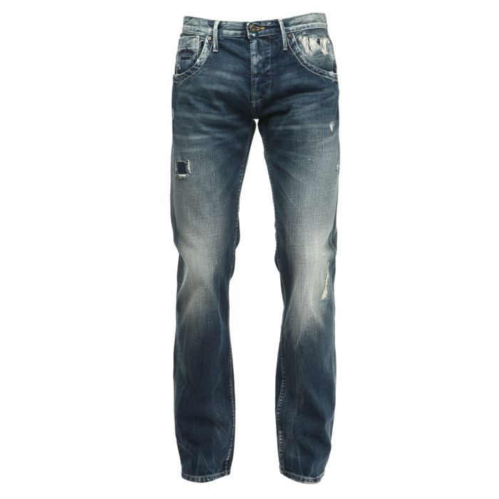 pepe jeans jean tooting homme brut used achat vente jeans pepe jeans jean homme soldes d. Black Bedroom Furniture Sets. Home Design Ideas