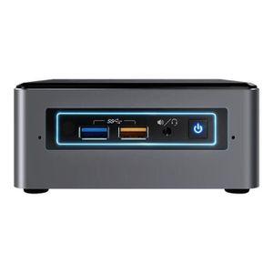 UNITÉ CENTRALE  INTEL Mini PC Baby Canyon i3 Opt L10