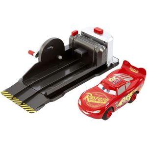 VAISSEAU SPATIAL CARS - Flash Mcqueen Cascadeur