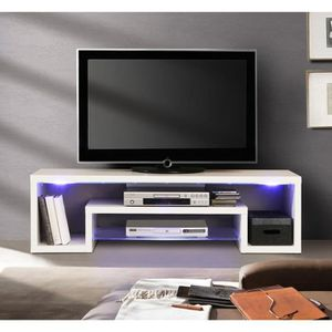 meuble bas tv achat vente meuble bas tv pas cher soldes cdiscount. Black Bedroom Furniture Sets. Home Design Ideas