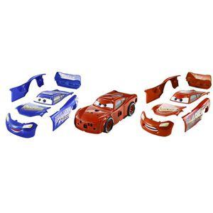 VOITURE - CAMION CARS 3 - Flash McQueen 3 En 1