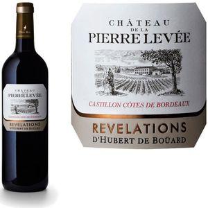 VIN ROUGE Château De La Pierre Levée 2014 Castillon - Vin ro