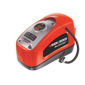 COMPRESSEUR AUTO BLACK&DECKER Compresseur programmable 12 V/ 220V