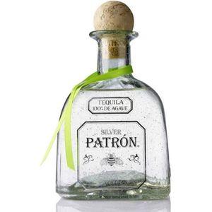 TEQUILA Patrón Silver Tequila 70 cl - 40°