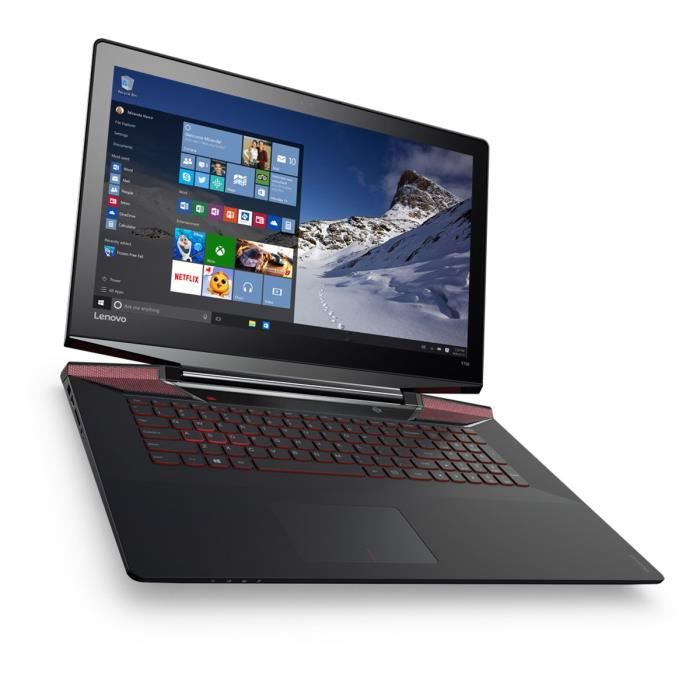 lenovo pc portable gamer ideapad y700 17is 17 3 full. Black Bedroom Furniture Sets. Home Design Ideas