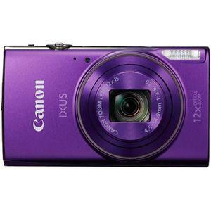 APPAREIL PHOTO COMPACT CANON IXUS 285 HS Violet Compact - 21,1 mégapixels