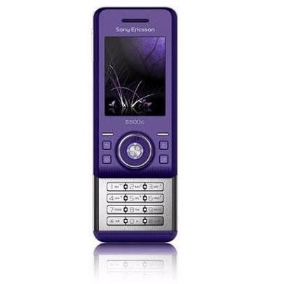 sony ericsson s500i achat vente t l phone portable. Black Bedroom Furniture Sets. Home Design Ideas