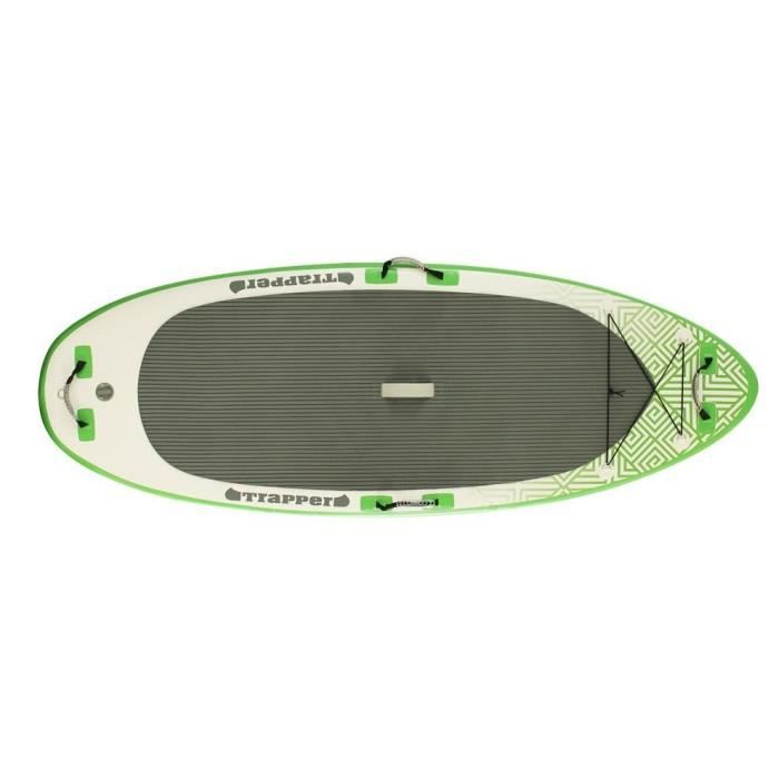 trapper sup stand up paddle gonflable 82 prix pas cher cdiscount. Black Bedroom Furniture Sets. Home Design Ideas