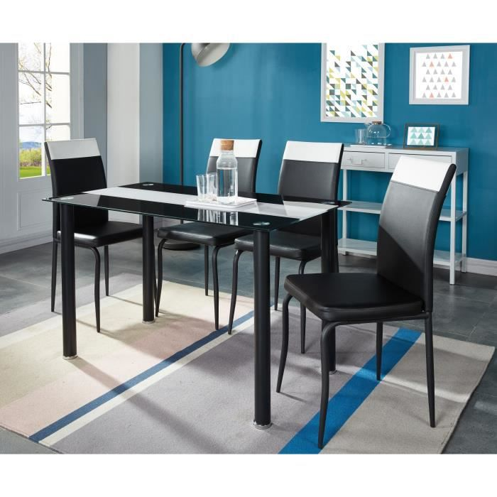 Ensemble Table Chaise Salle Manger Pas Cher Of Ensemble Table Et Chaises Salle Manger Achat Vente